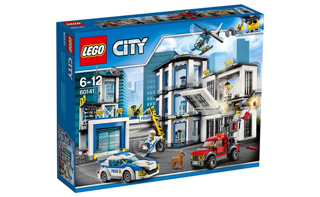 LEGO City Відділок поліції (60141)