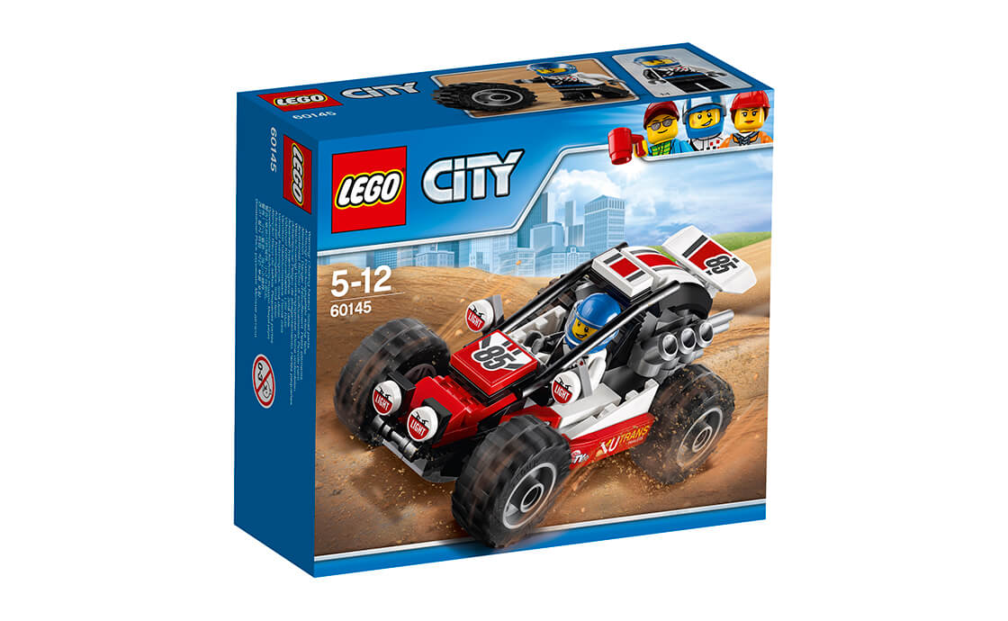 LEGO City Баггі (60145)