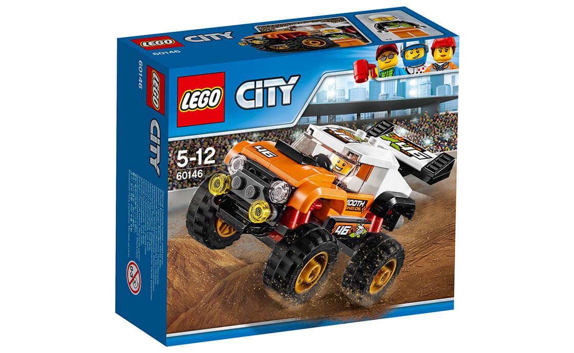 LEGO City LEGO City Позашляховик каскадера (60146)