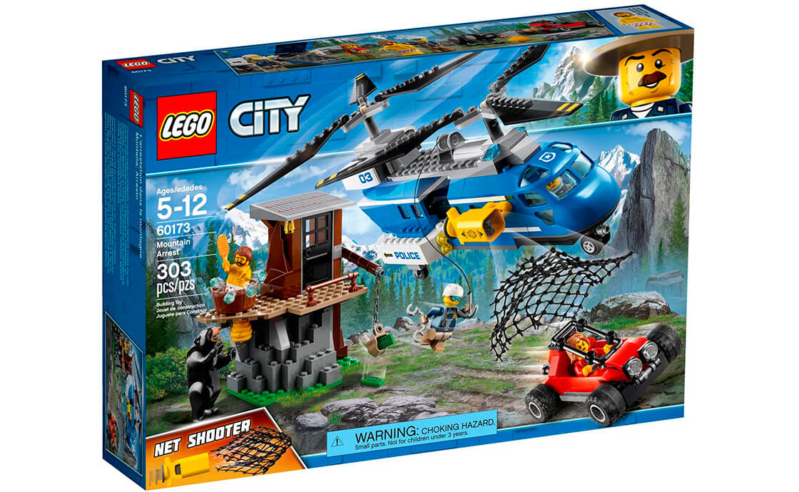 LEGO City LEGO City Арешт в горах (60173)