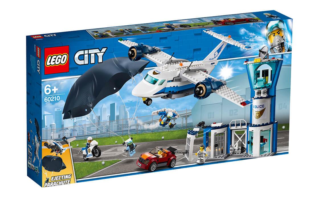 LEGO City Авиабаза (60210)