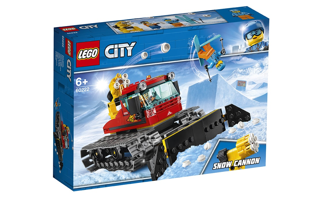 LEGO City Ратрак (60222)