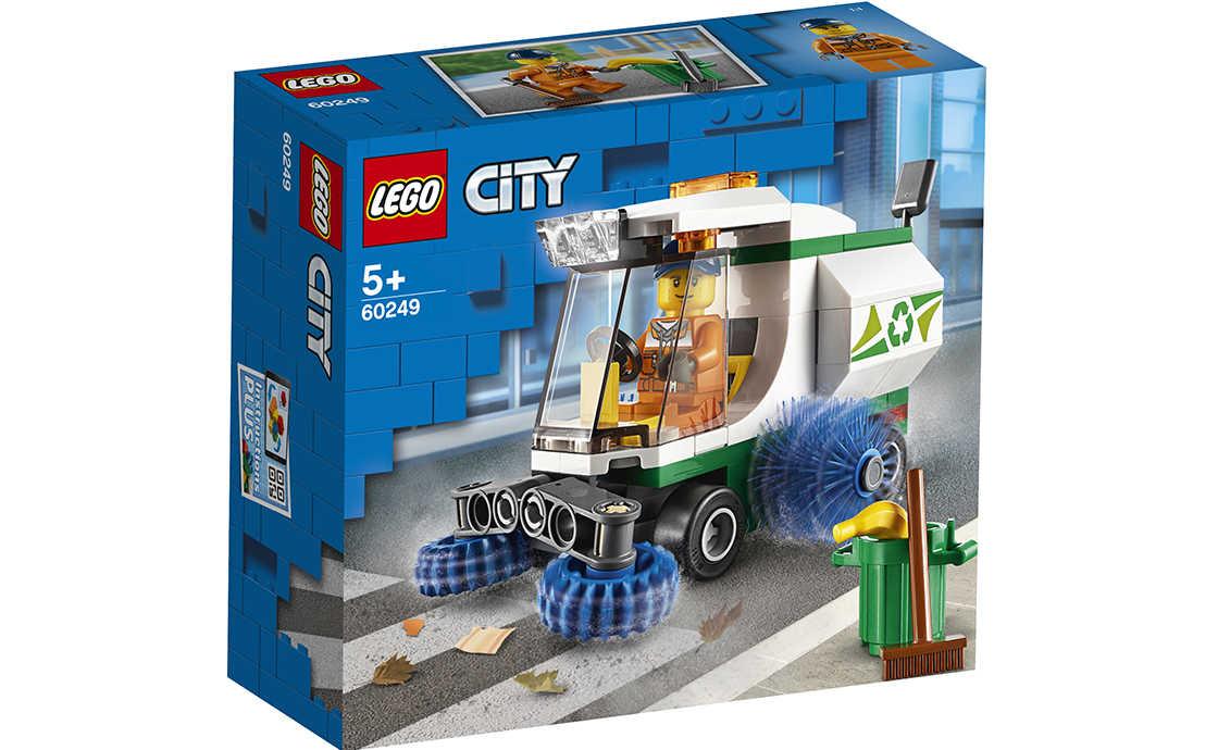 LEGO City Машина для очищення вулиць (60249)