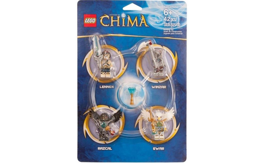 LEGO Accessories Набор для битвы кланов Чимы (6039434)