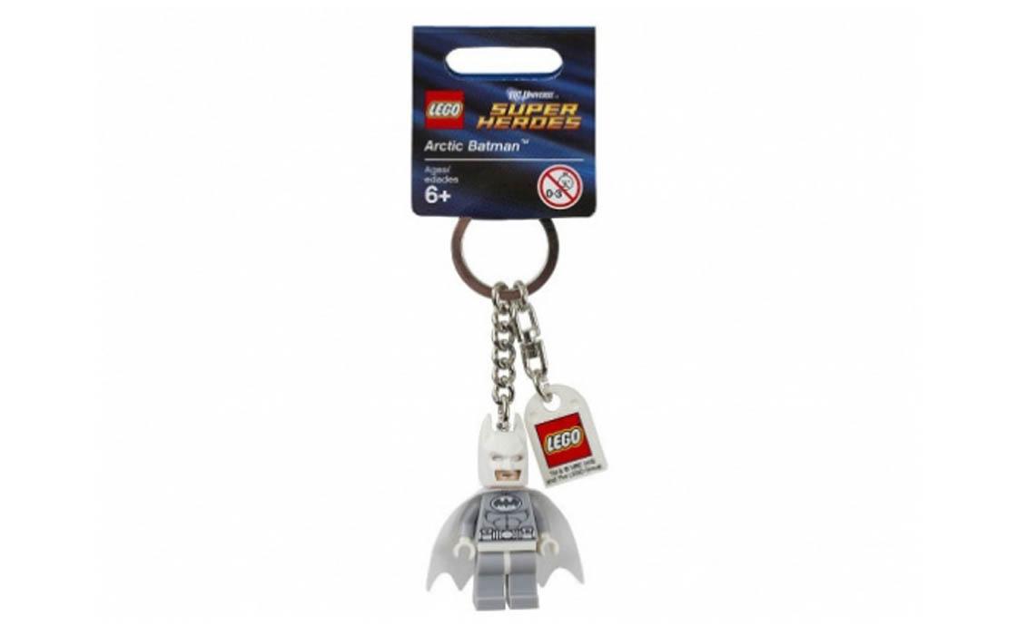 "LEGO Accessories Брелок ""Бэтмен в белом костюме"" (6039454)"