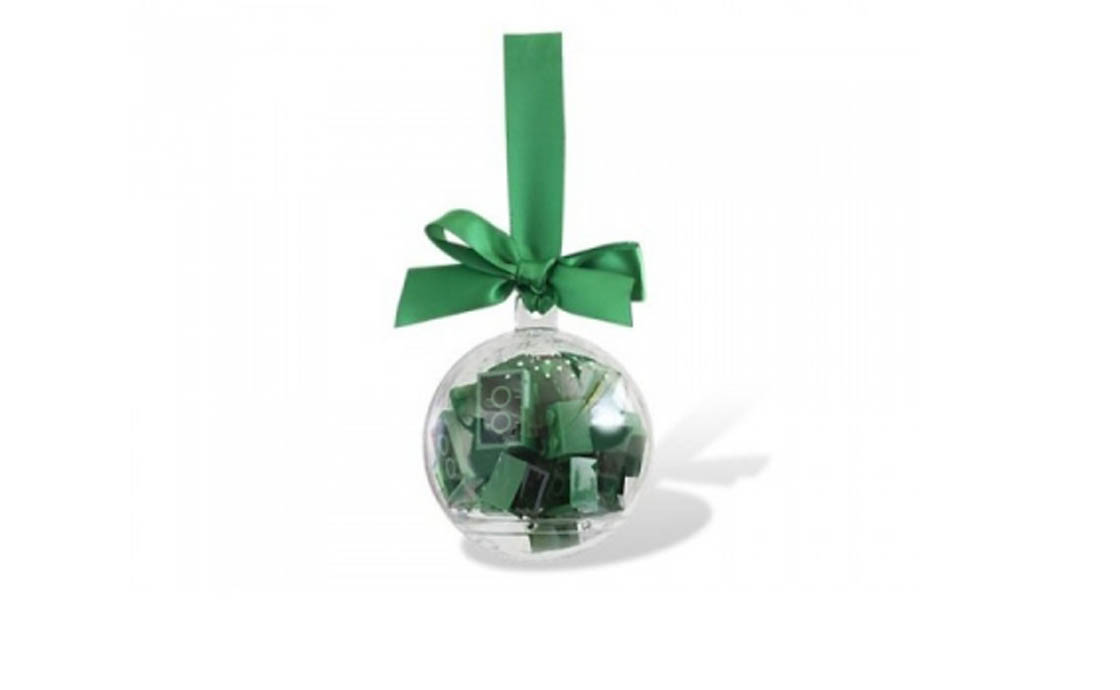 "LEGO Accessories Ёлочная игрушка ""Зелёный шар"" (6045427)"