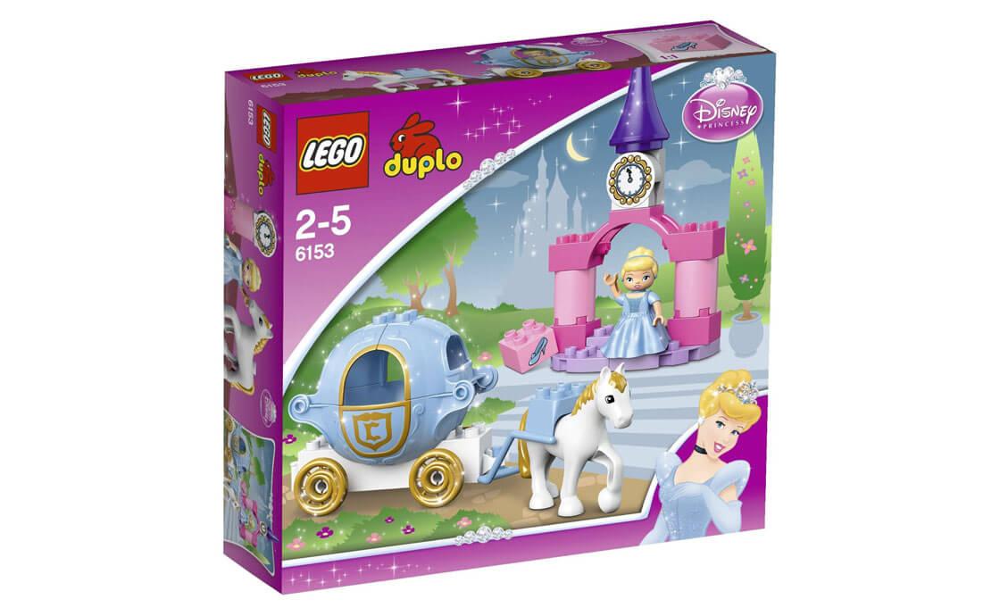 LEGO DUPLO Карета Золушки (6153)