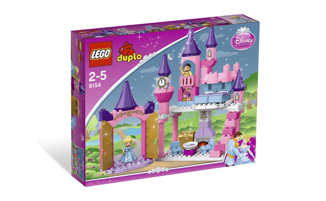 LEGO DUPLO Замок Золушки Duplo (6154)