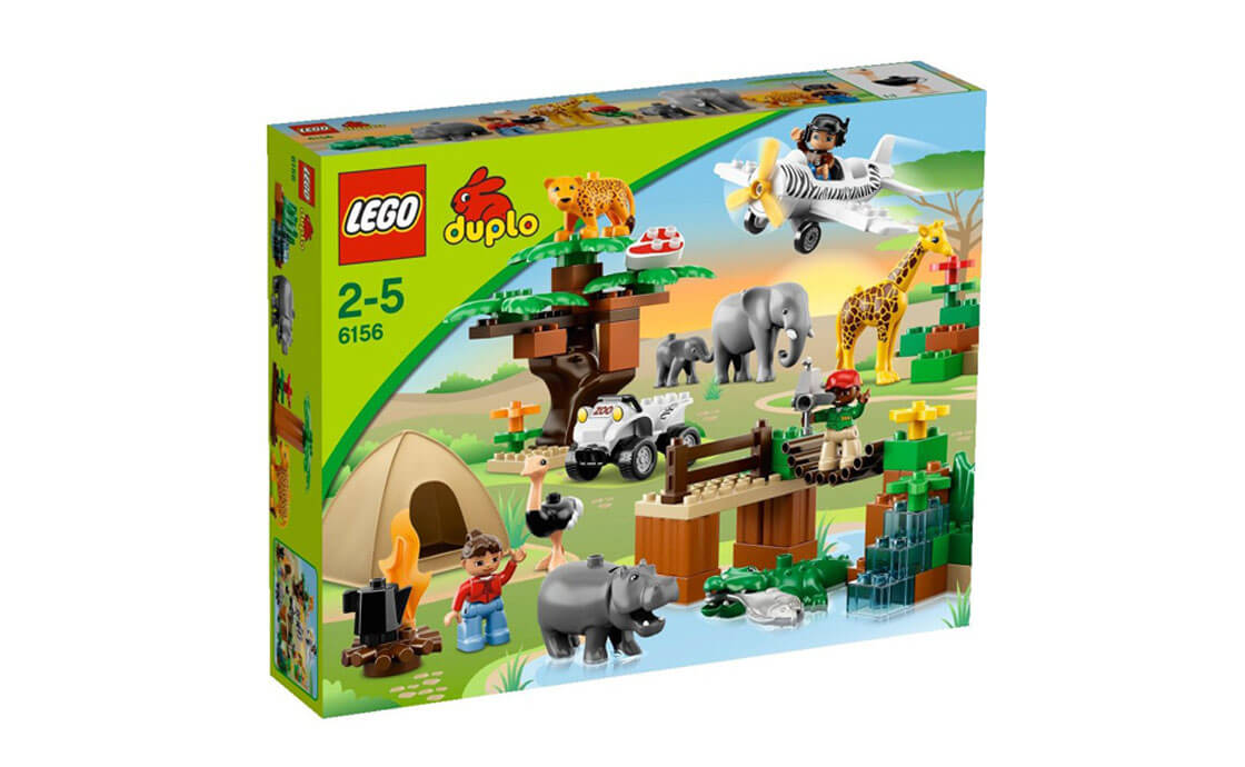 LEGO DUPLO Фотосафари (6156)