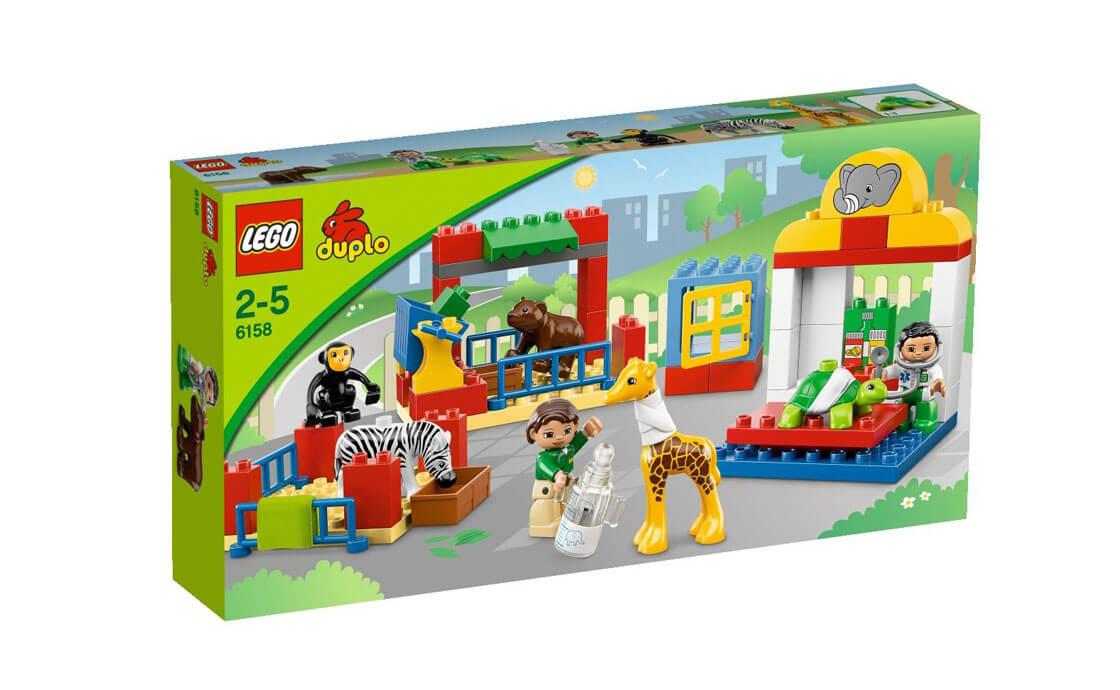 LEGO DUPLO Ветеринарная клиника Duplo (6158)