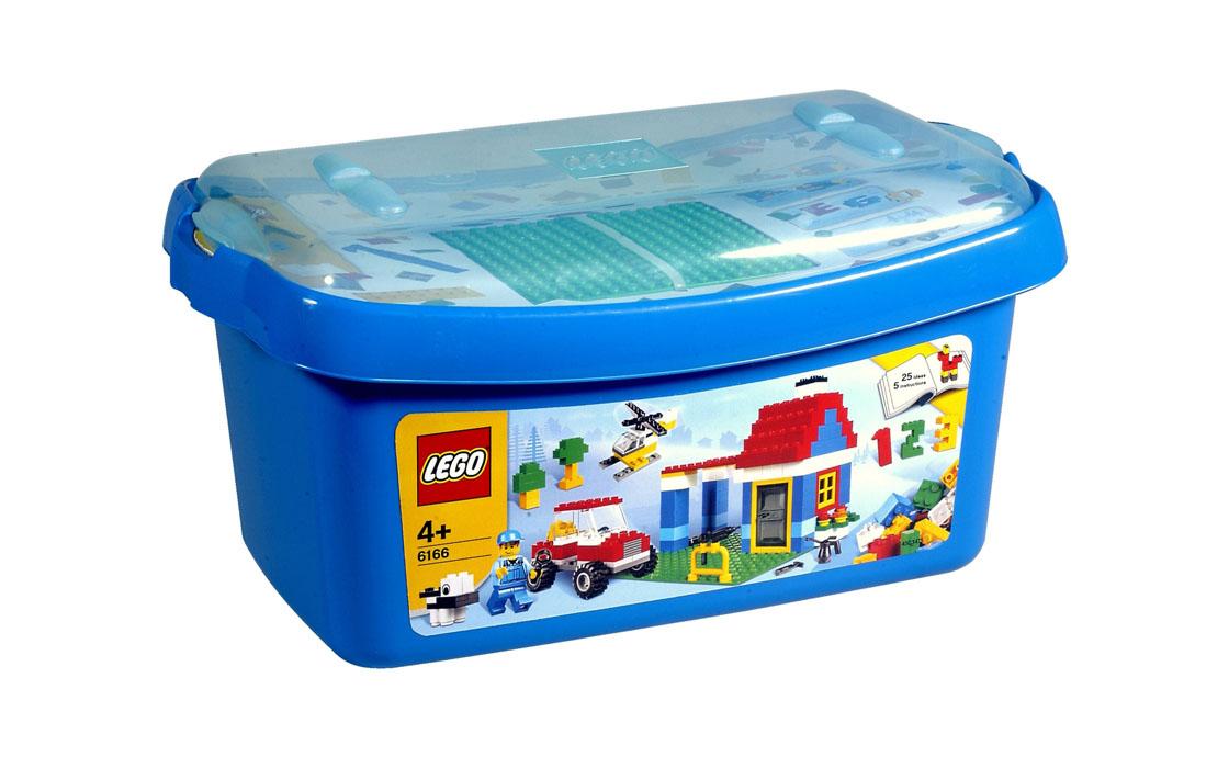 LEGO Creator Большая коробка с кубиками (6166)