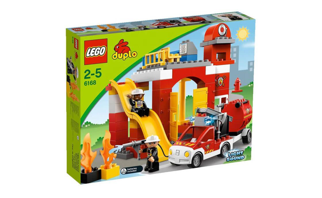 LEGO DUPLO Пожарная станция Duplo (6168)