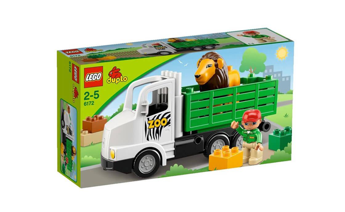 LEGO DUPLO Зоогрузовик Duplo (6172)
