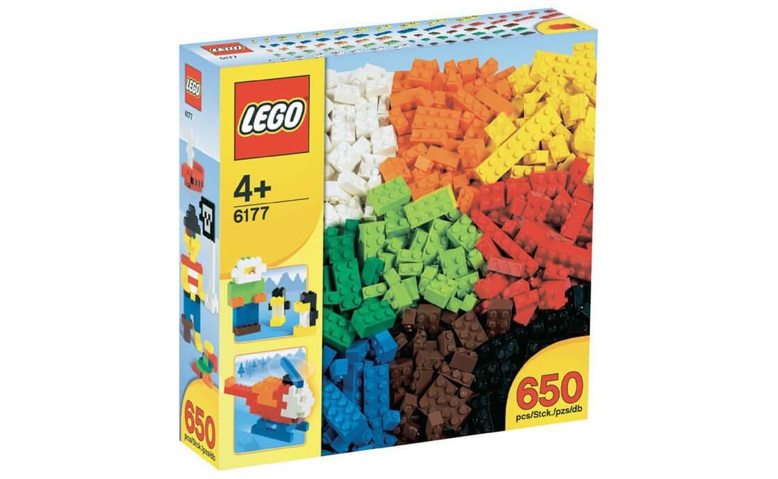 LEGO Creator Основные элементы Creator (6177)
