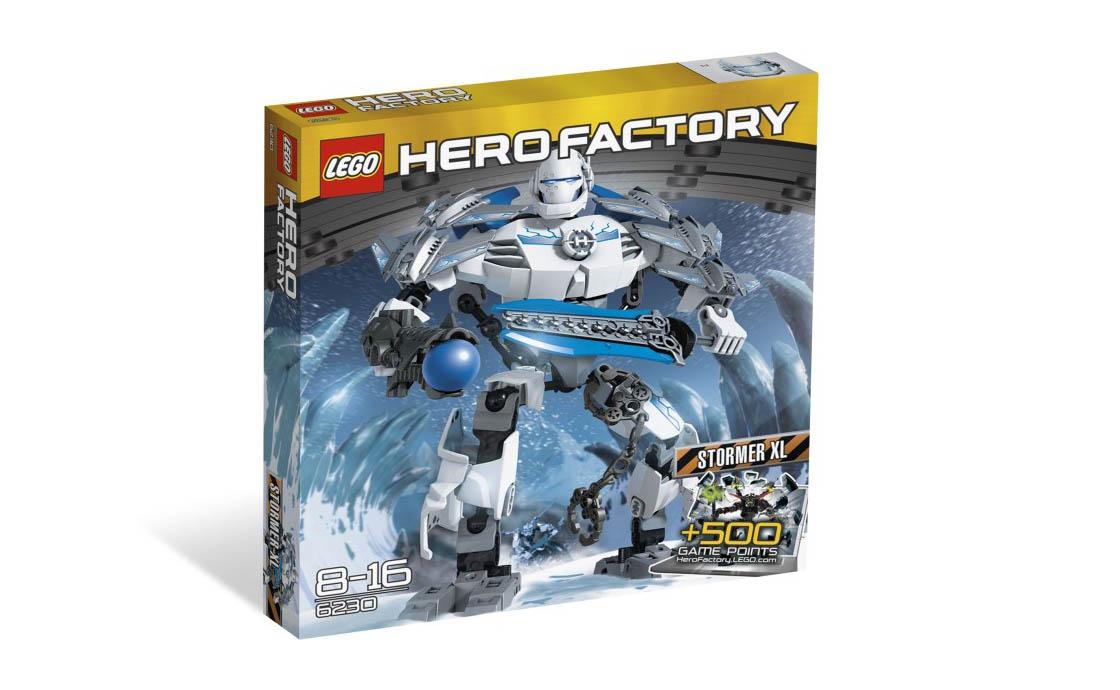 LEGO Hero Factory Стормер XL (6230)