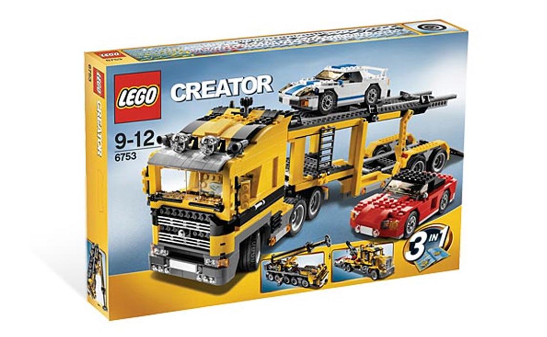 LEGO Creator Автовоз (6753)