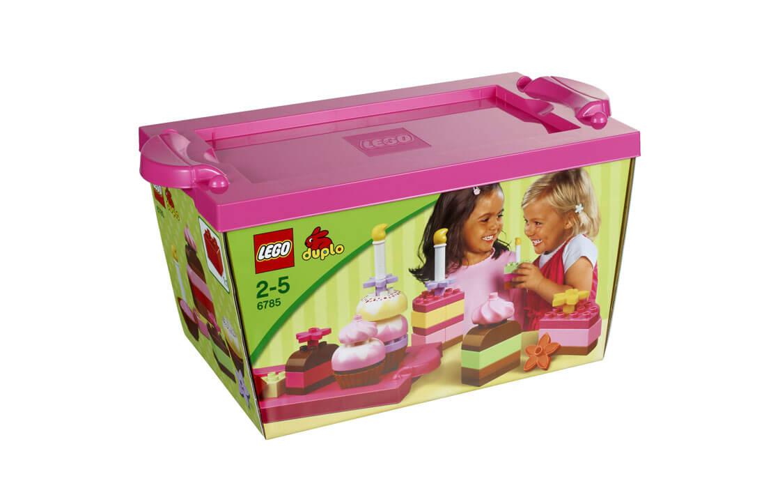 LEGO DUPLO Веселые тортики Duplo (6785)
