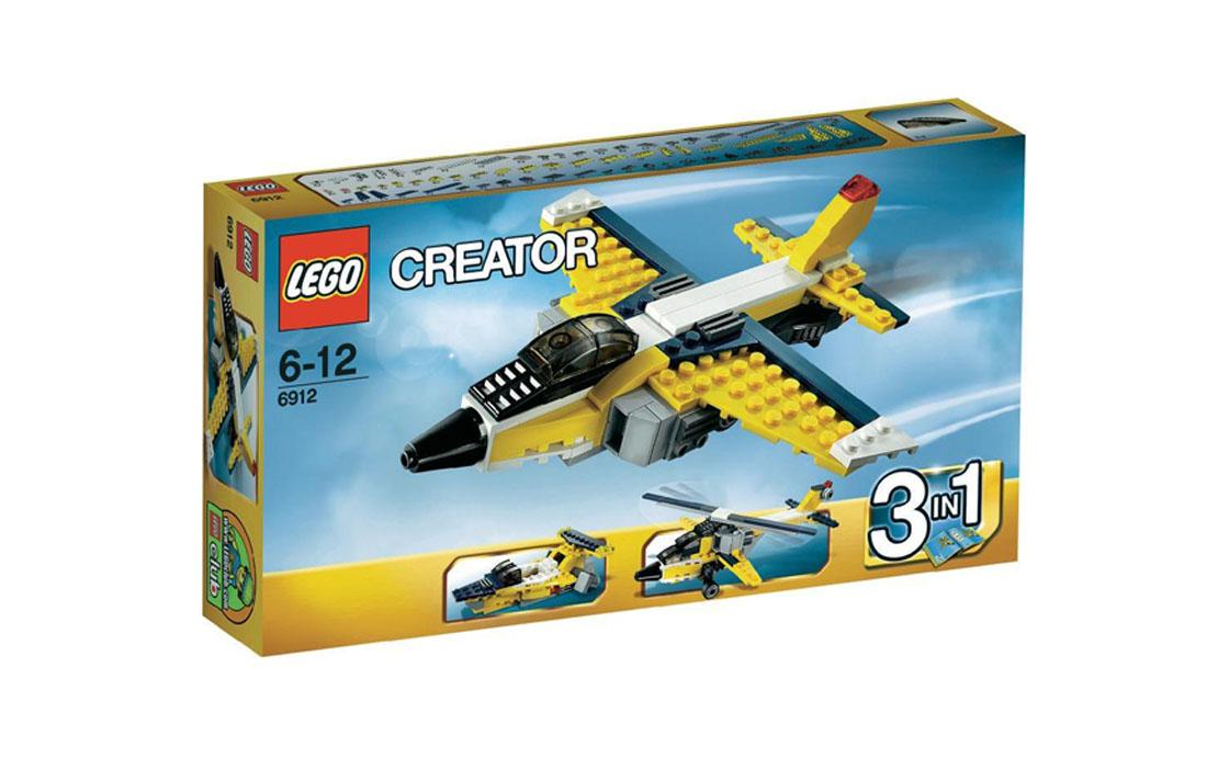 LEGO Creator Выше облаков Creator (6912)