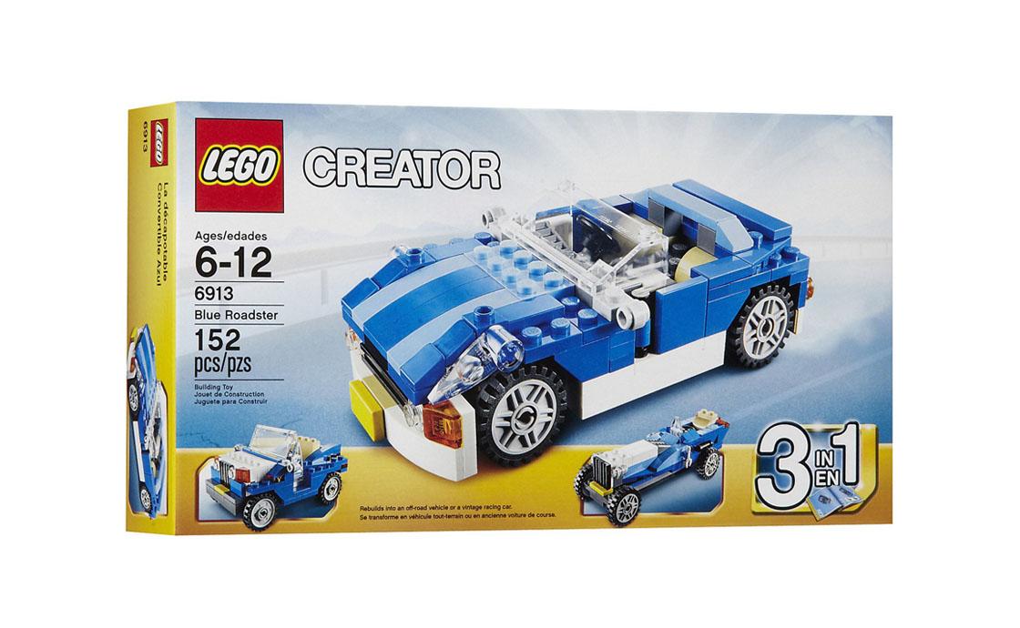 LEGO Creator Синий кабриолет Creator (6913)