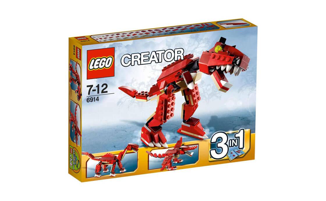 LEGO Creator Динозавр - хищник Creator (6914)