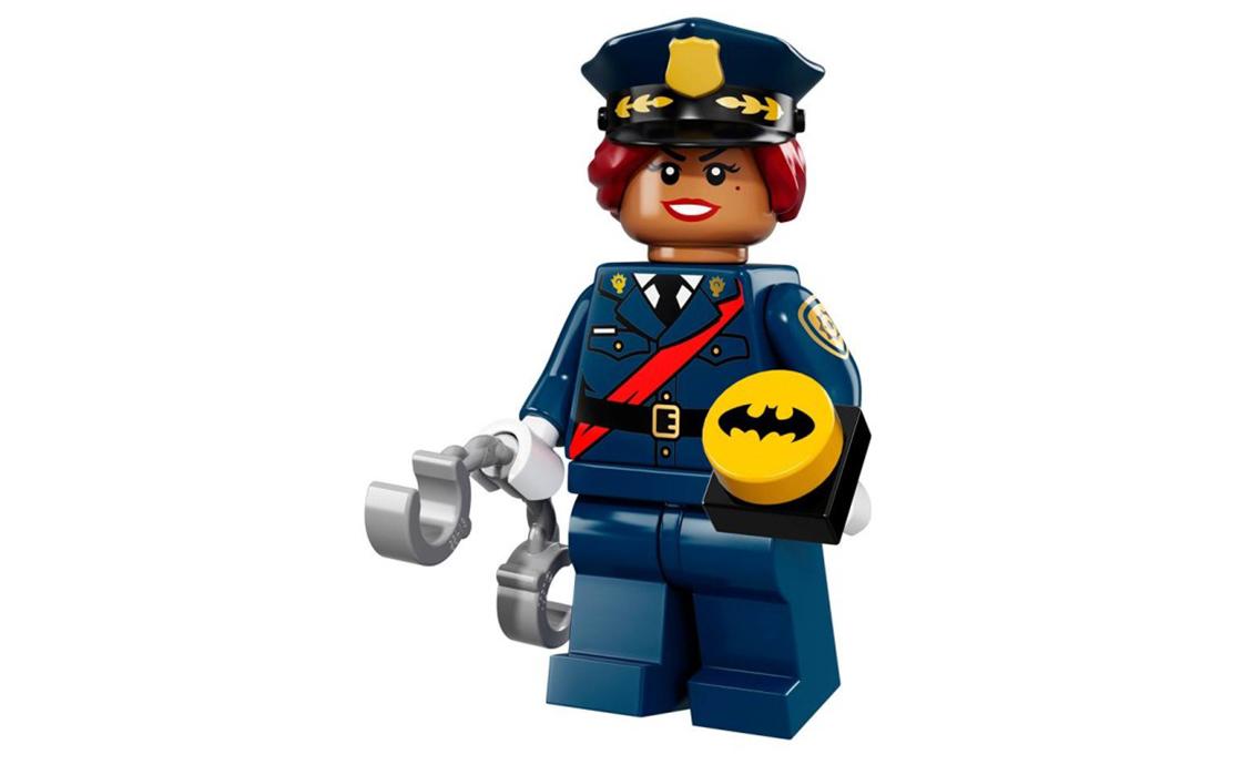 LEGO Minifigures Барбара Гордон (71017-6)