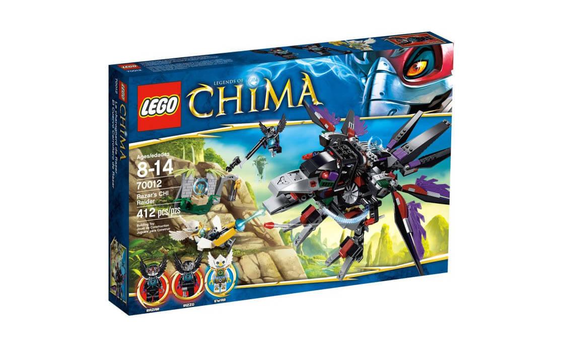 LEGO Legends Of Chima Ворона Разара (70012)