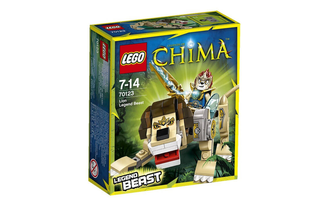 LEGO Legends Of Chima Тотем Льва (70123)