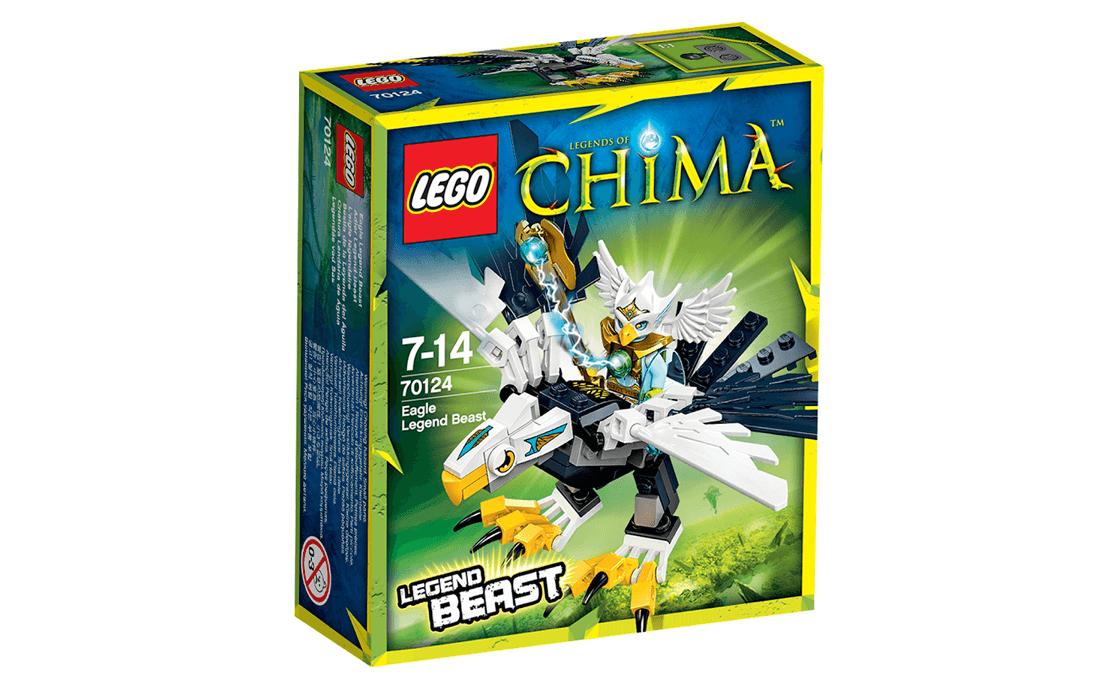 LEGO Legends Of Chima Тотем Орла (70124)