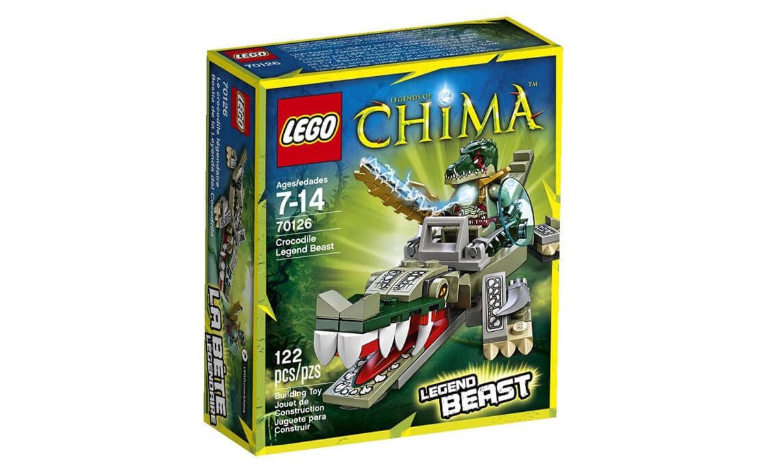 LEGO Legends Of Chima Тотем Крокодила (70126)