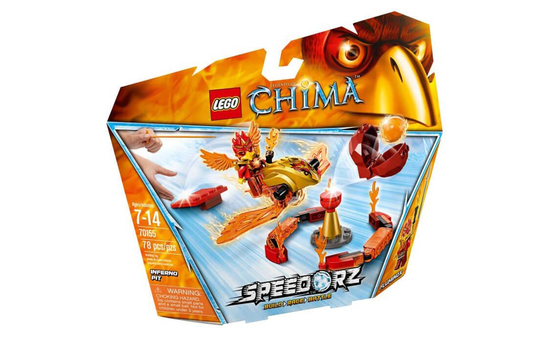 LEGO Legends Of Chima Пылающая яма (70155)