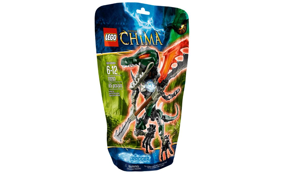 LEGO Legends Of Chima Краггер (70203)