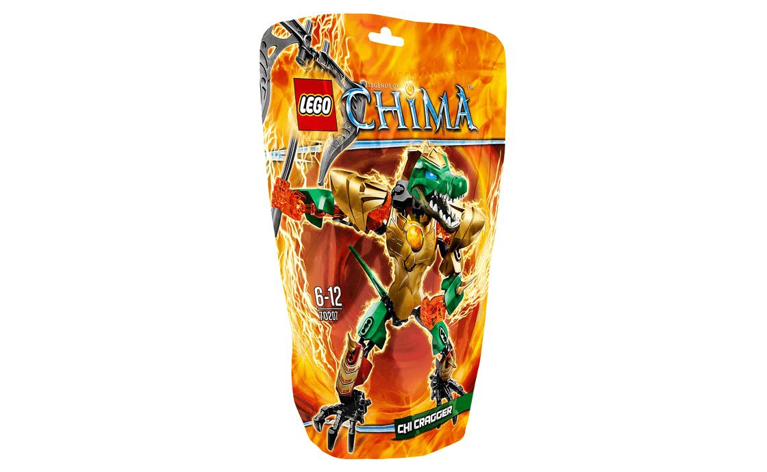 LEGO Legends Of Chima Краггер (70207)
