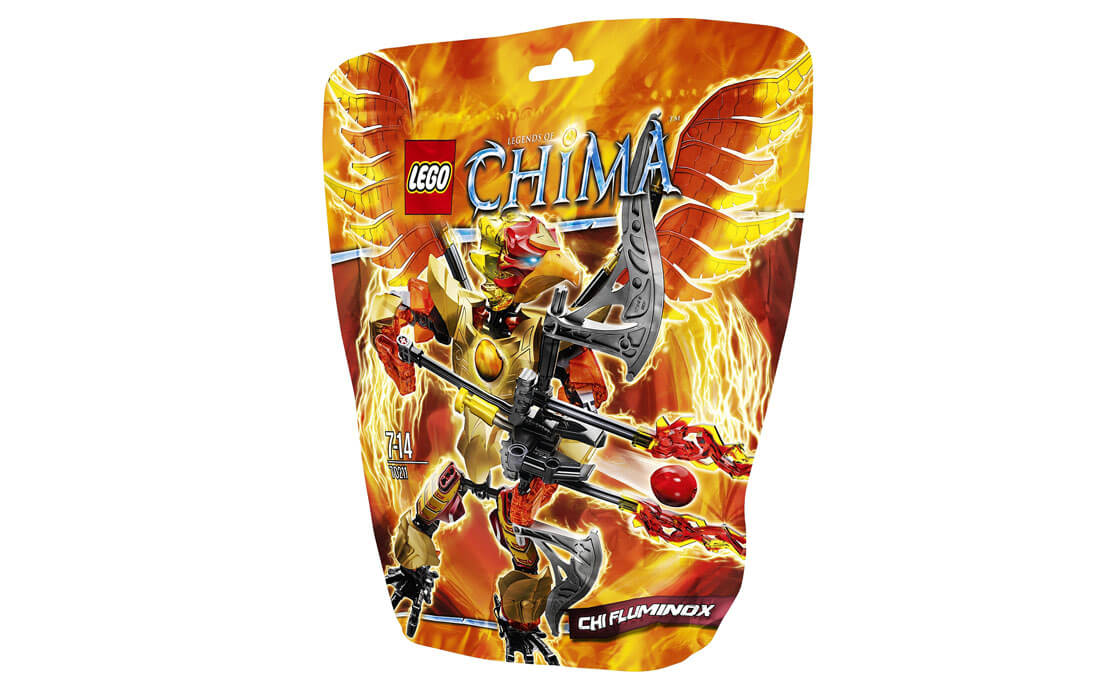 LEGO Legends Of Chima Фламинокс (70211)