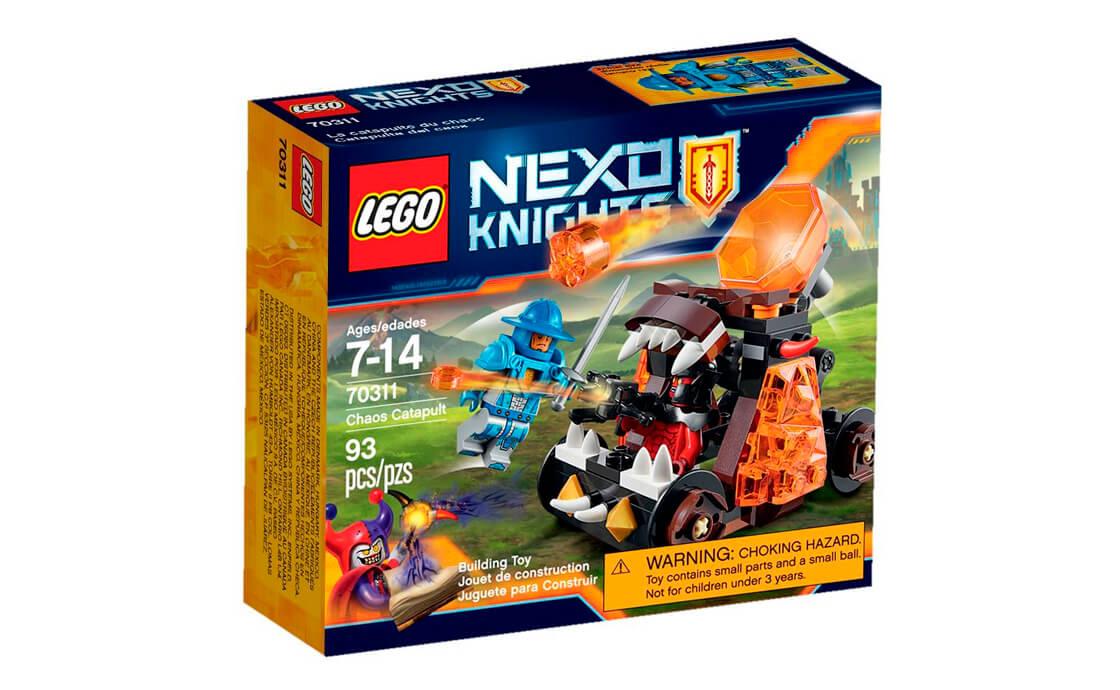LEGO NEXO KNIGHTS Божевільна катапульта (70311)