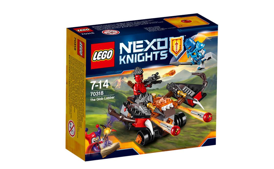LEGO NEXO KNIGHTS Глобостріл (70318)