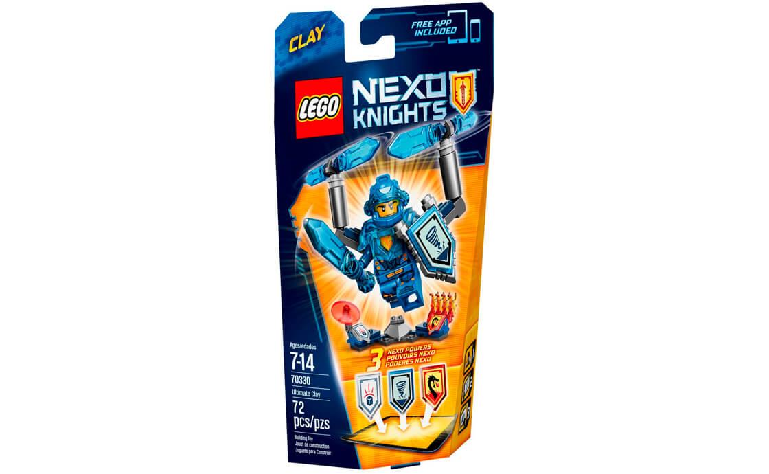 LEGO NEXO KNIGHTS Клей Абсолютна сила (70330)