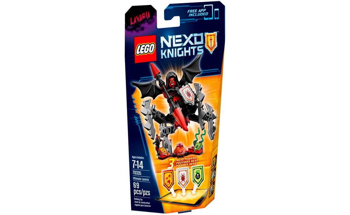 LEGO NEXO KNIGHTS Лаварія - Абсолютна сила (70335)