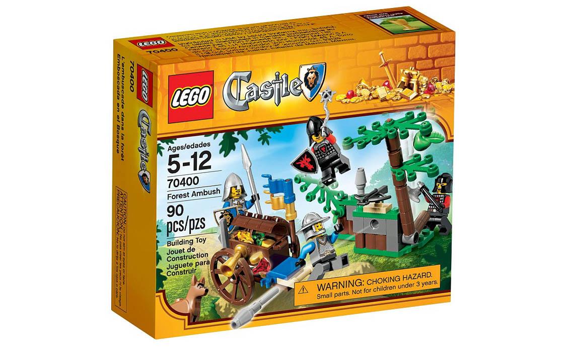 LEGO Castle Засада в лесу (70400)