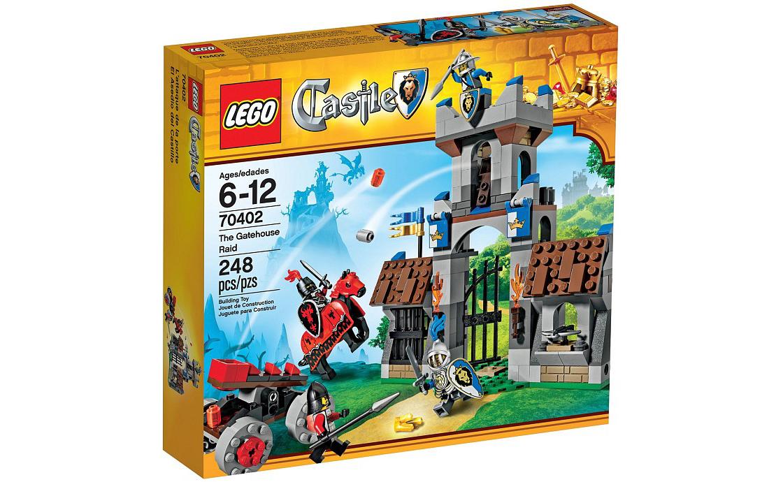 LEGO Castle Нападение на стражу (70402)