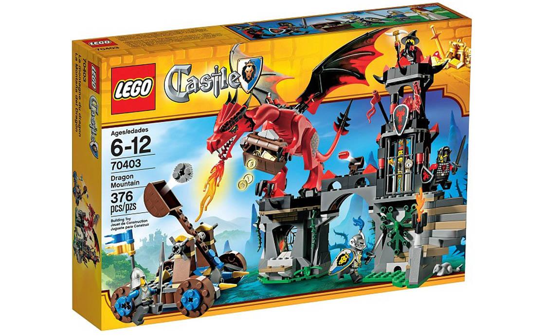 LEGO Castle Гора Дракона (70403)