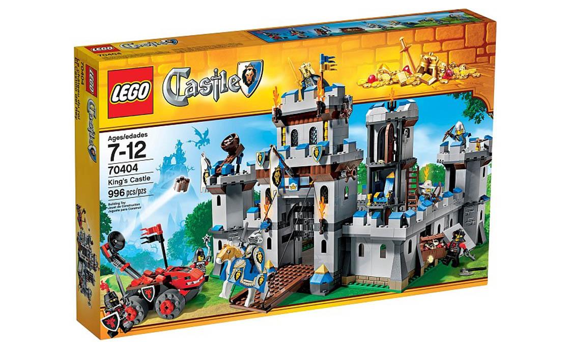 LEGO Castle Королевский замок (70404)