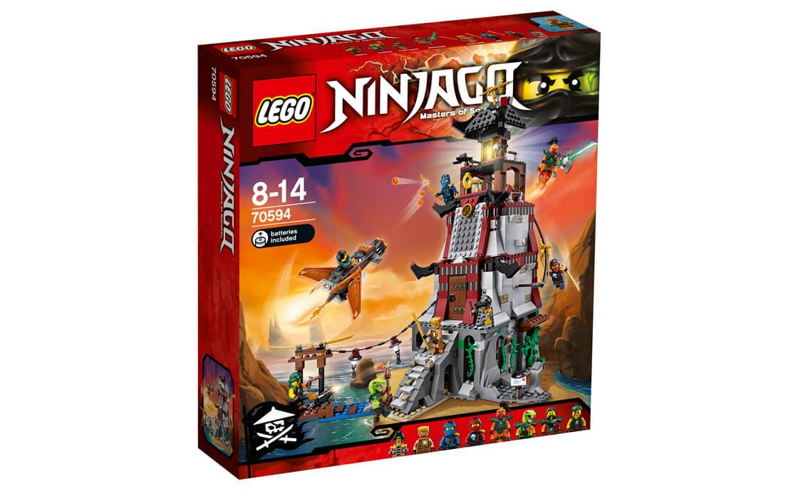 LEGO NINJAGO Облога маяка (70594)