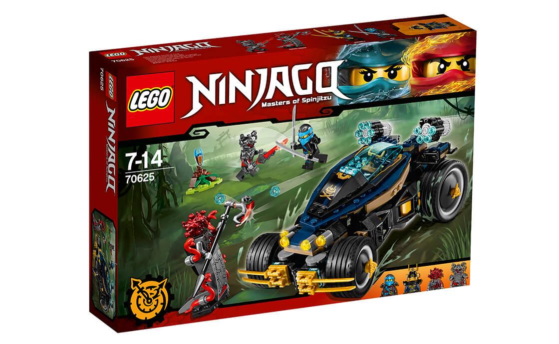 LEGO NINJAGO Самурай VXL (70625)