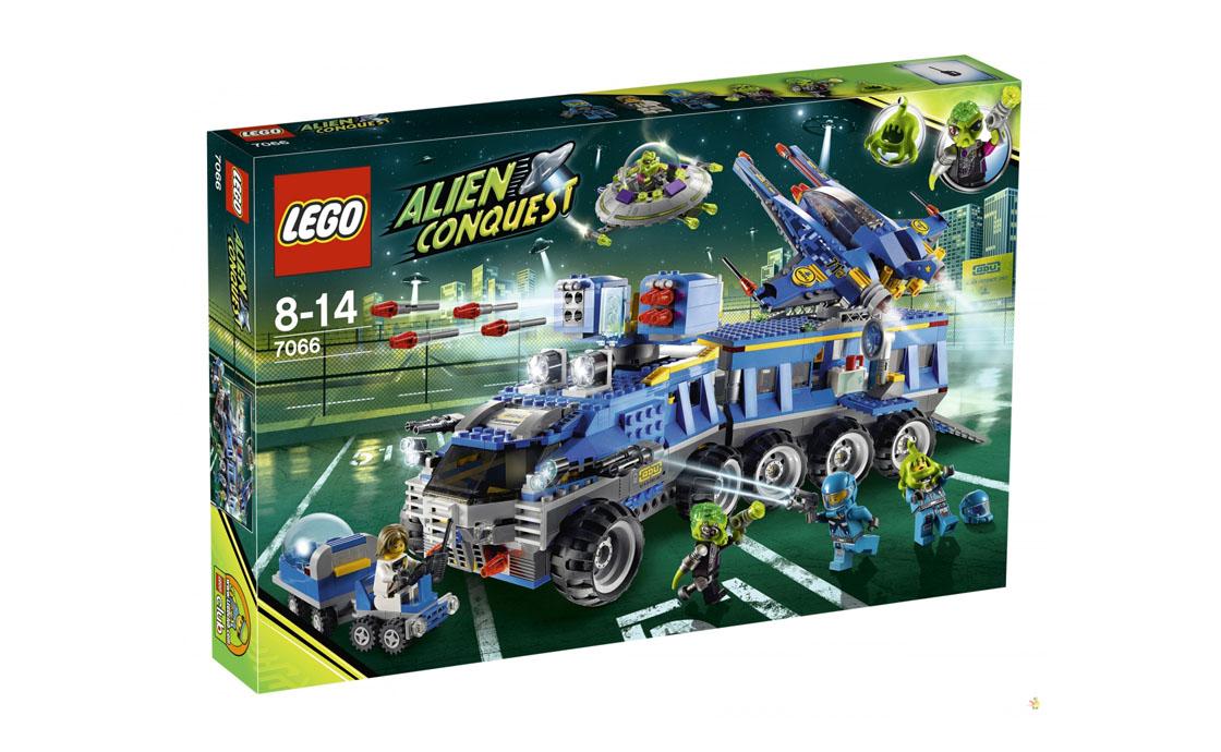 Раритет Оборона Земли Alien Conquest (7066)