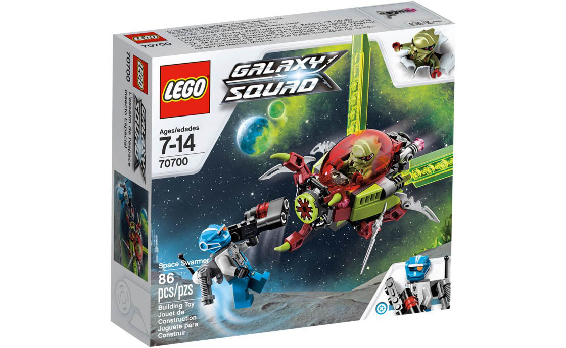 LEGO Galaxy Squad Космический инсектоид (70700)