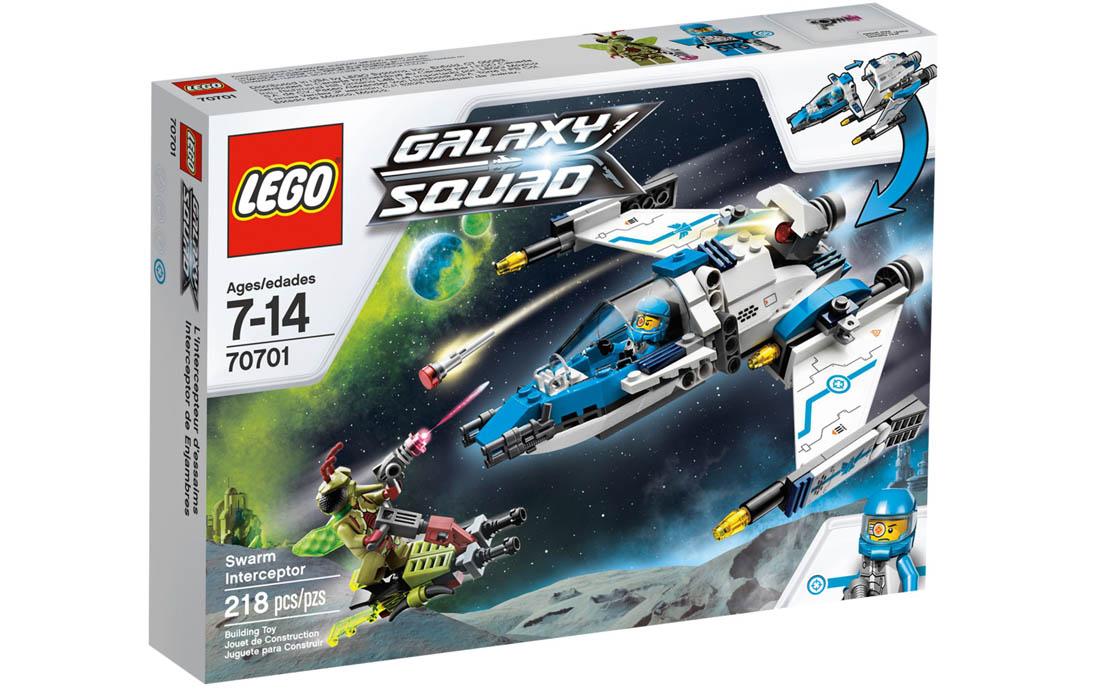 LEGO Galaxy Squad Истребитель инсектоидов (70701)