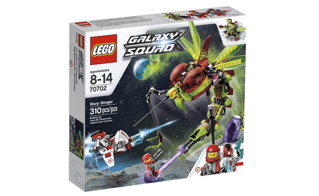 LEGO Galaxy Squad Инсектоид - захватчик (70702)