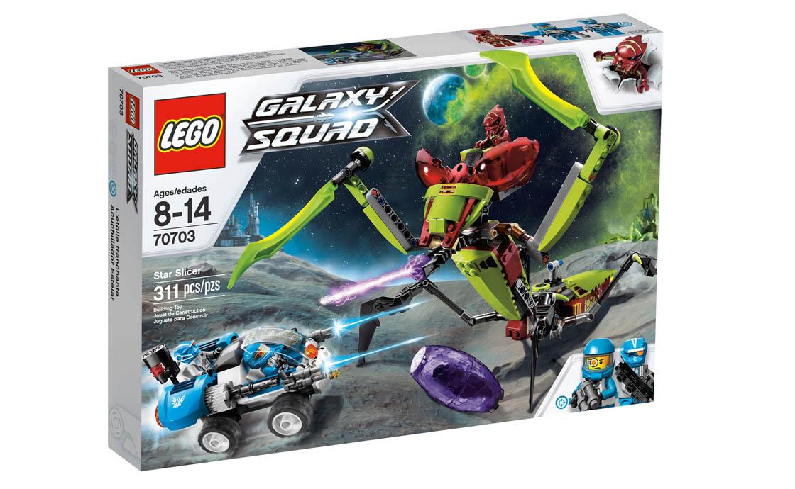 LEGO Galaxy Squad Космический богомол (70703)