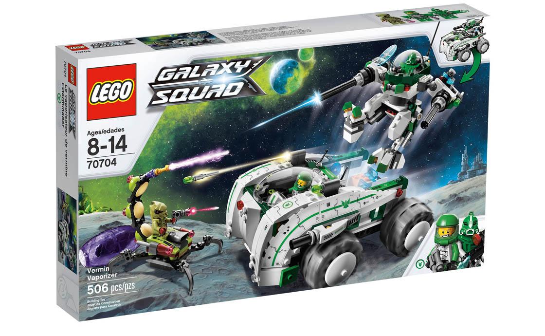 LEGO Galaxy Squad Уничтожитель инсектоидов (70704)