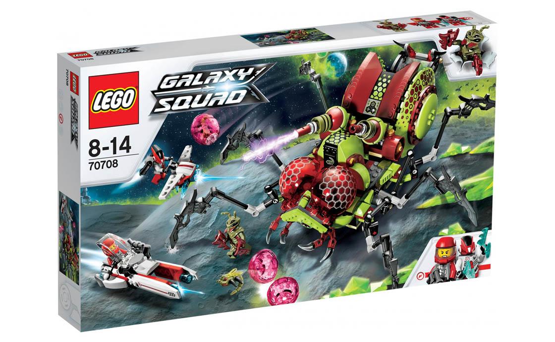 LEGO Galaxy Squad Паук - Инсектоид (70708)